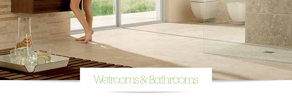 wetrooms and bathrooms